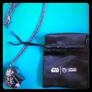 Jewelry - Star Wars Darth Vader Knocker Necklace